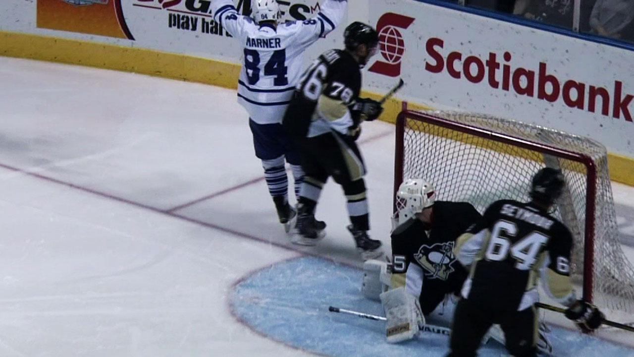 Marner, Nylander score as Leafs top Penguins - Sportsnet.ca