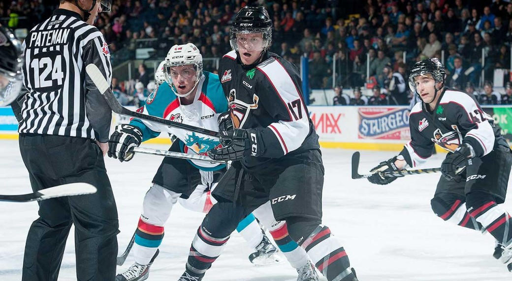 WHL: Raiders, Hurricanes, Winterhawks Are En Fuego