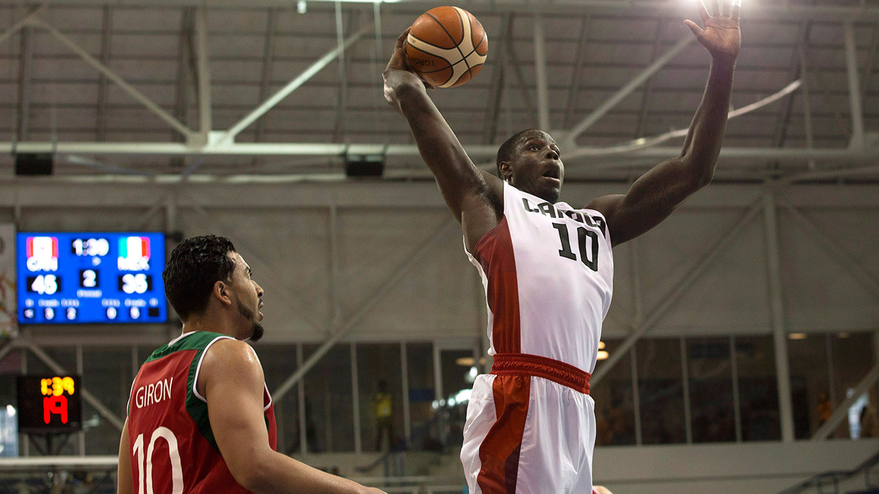 Canadian forward Anthony Bennett (Chris Young/CP)