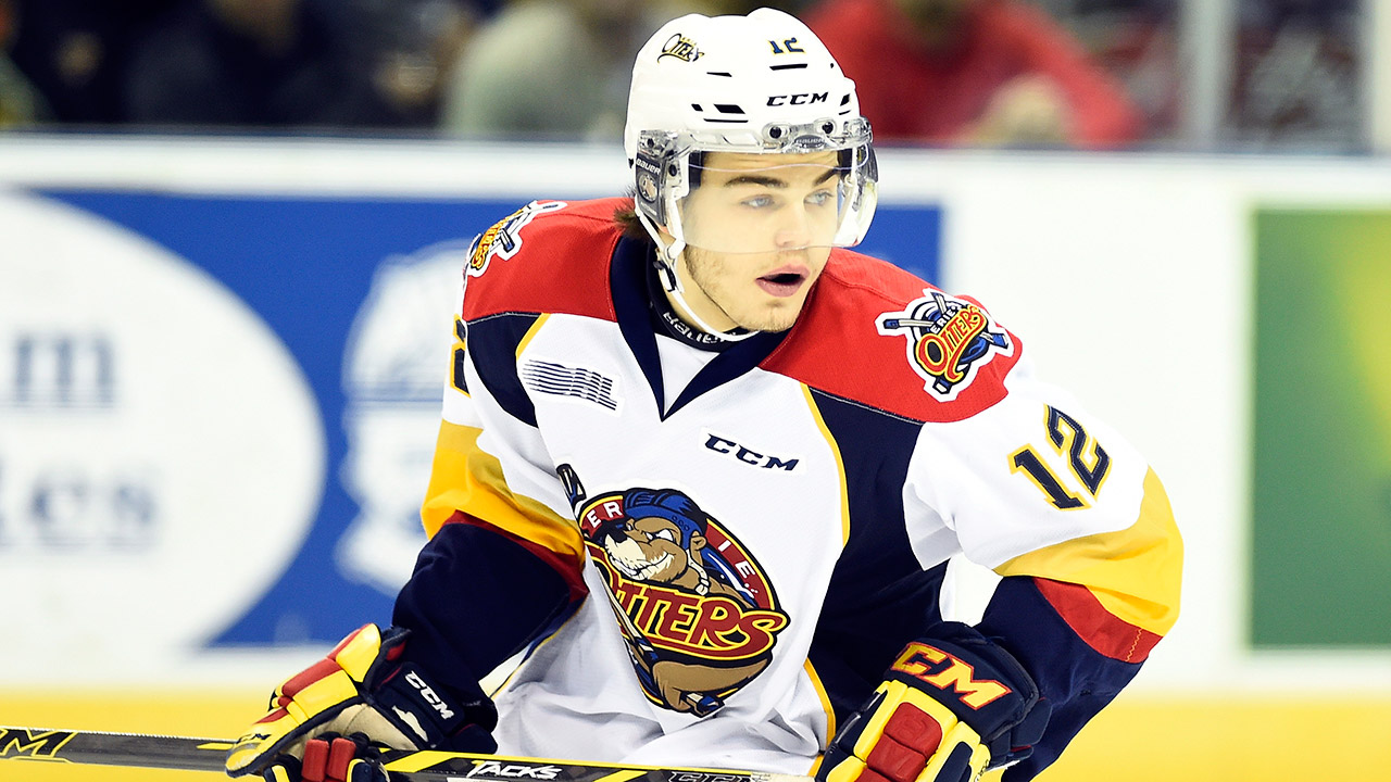 OHL: Alex DeBrincat Goes From Unknown To Potential First-round Pick