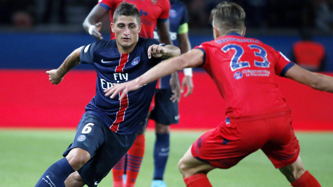 Marco Verratti: At just 22, Verratti has become one of the most (if not the most) important player on a stacked PSG squad. His vision and playmaking will be crucial to getting the French champs over the European hump.