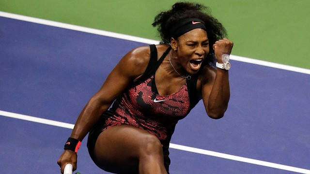 Tennis star serena williams should file a police report after she said
