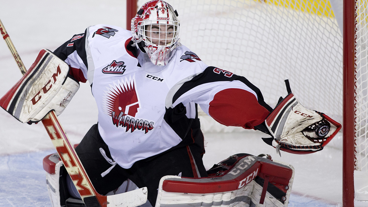 WHL: Playoffs - Warriors Edge Broncos To Force Game 7