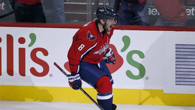 Five Things We Learned In The NHL: Special Night For Ovechkin
