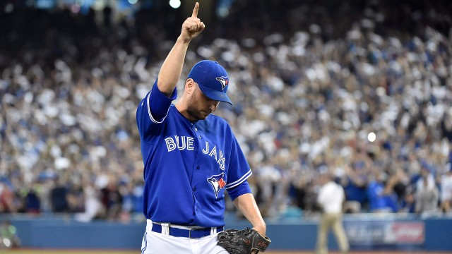 Estrada in control as Blue Jays force Game 6 vs. Royals in ALCS