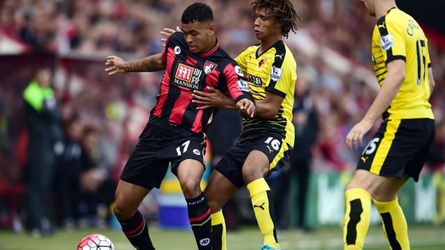 ไฮไลท์  AFC Bournemouth 1 - 1 Watford