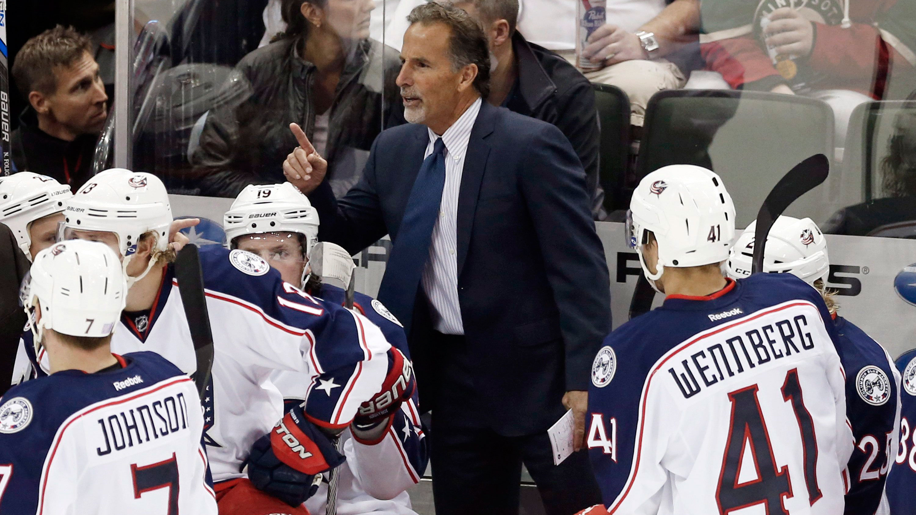 Jackets  Tortorella goes to bat for Johnson after trade request -  Sportsnet.ca 6ceaf8009