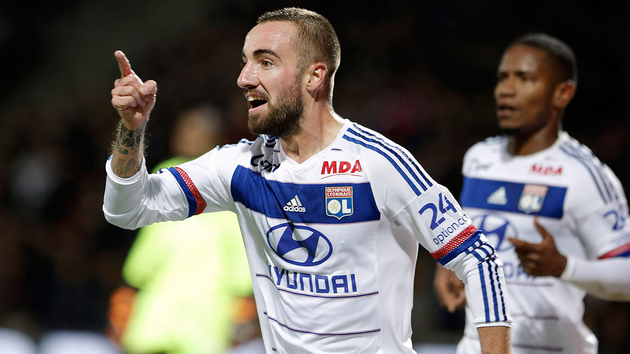 Big Ron Lyons : Darder scores his first ligue goal in lyon win