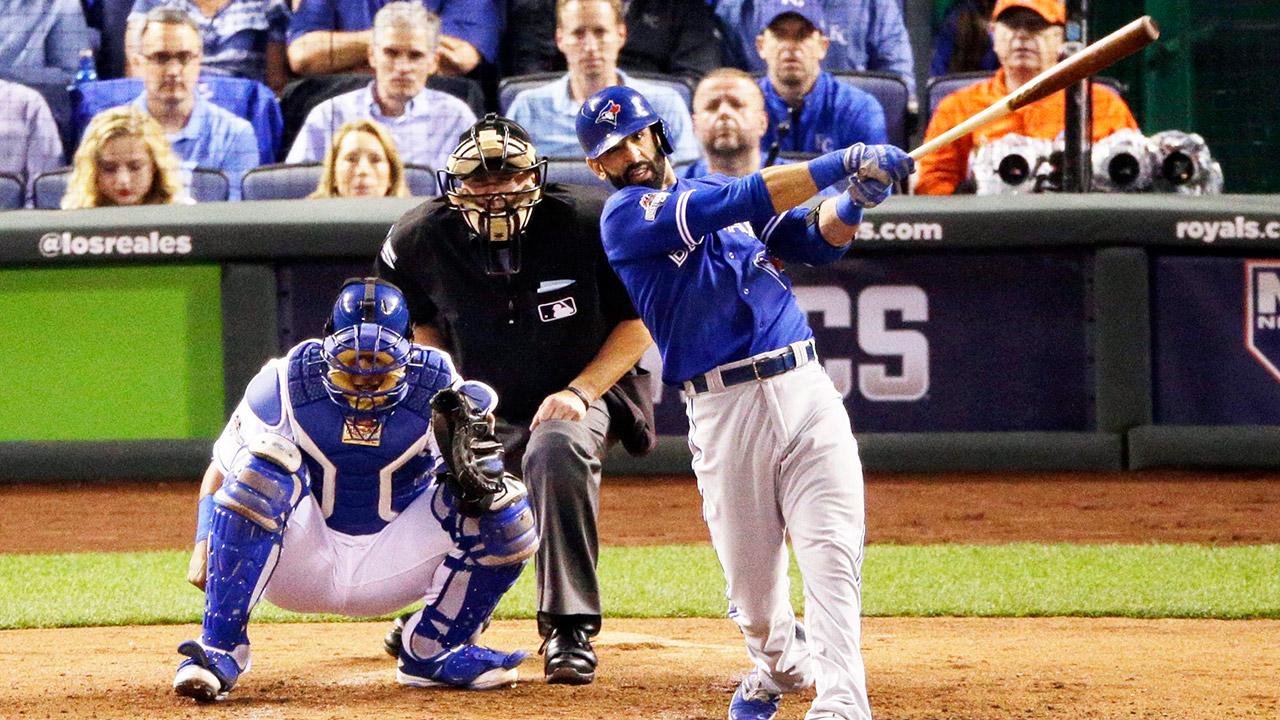 Jose Bautista; Toronto Blue Jays; MLB