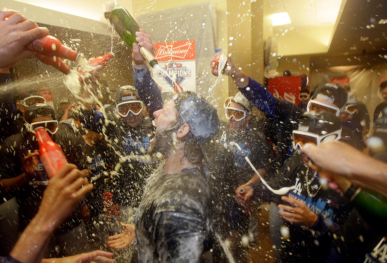 cb9692a39b7 A history of baseball s wildest clubhouse tradition - Sportsnet.ca