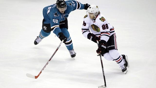5 Things We Learned In The NHL: Kane Extends Streak
