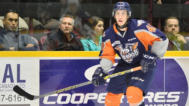 OHL: Branch - Flint Ordeal Turned Out To Be Positive Experience