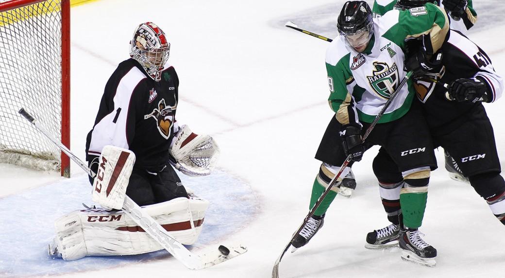 WHL: Rockets-Thunderbirds Battle For West