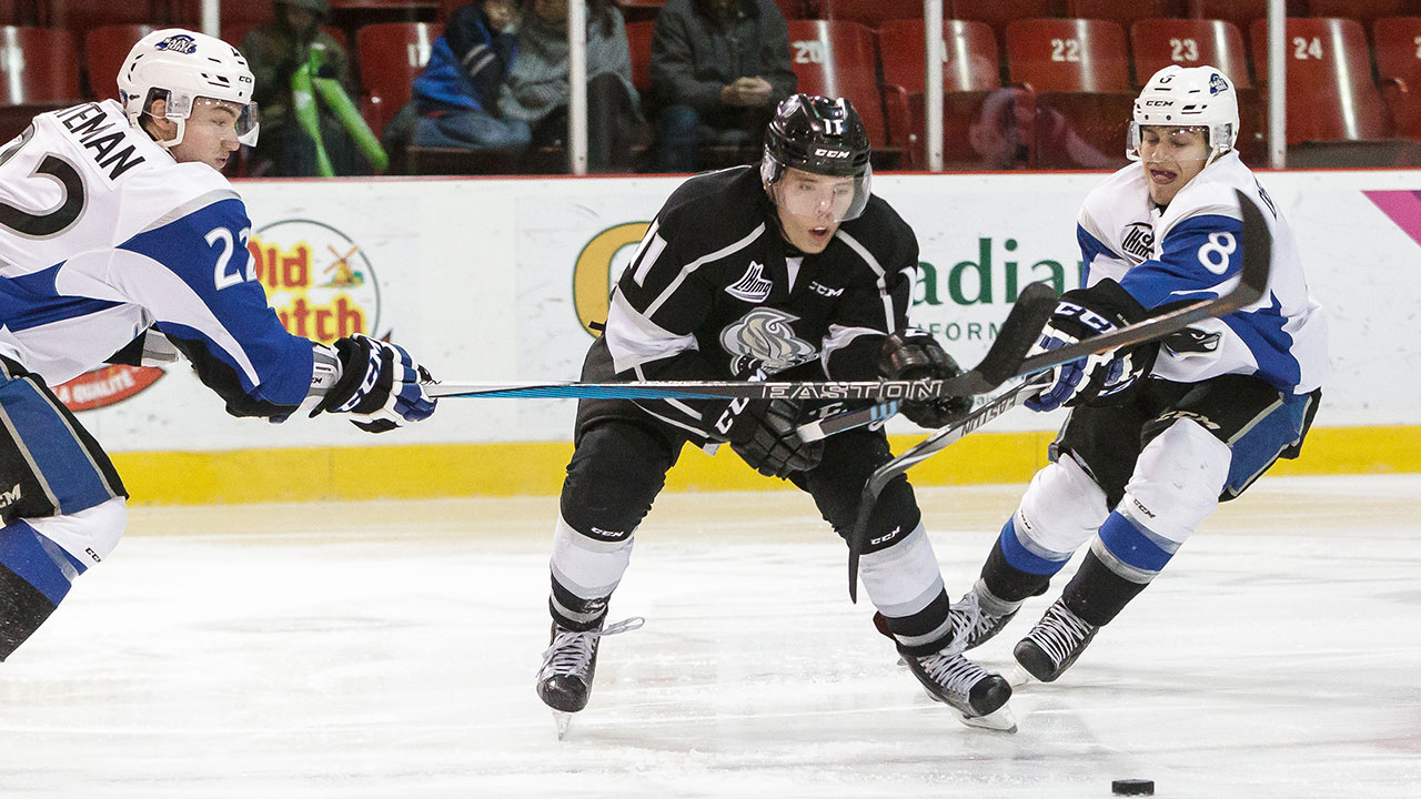 QMJHL: Friday Night Hockey Preview - Gatineau Vs. Rimouski