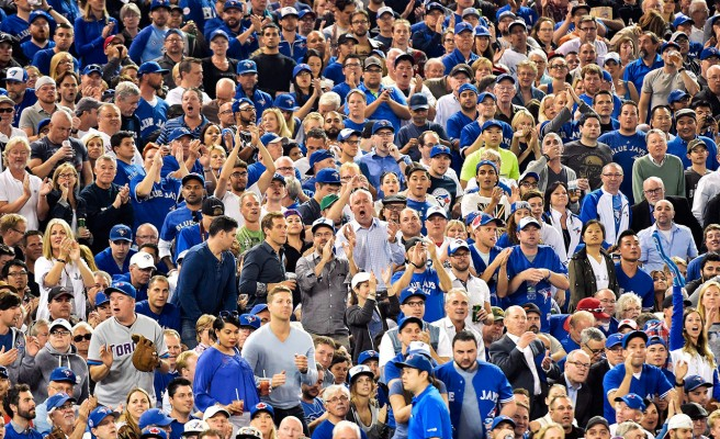 Blue Jays announce ticket prices will increase in 2016