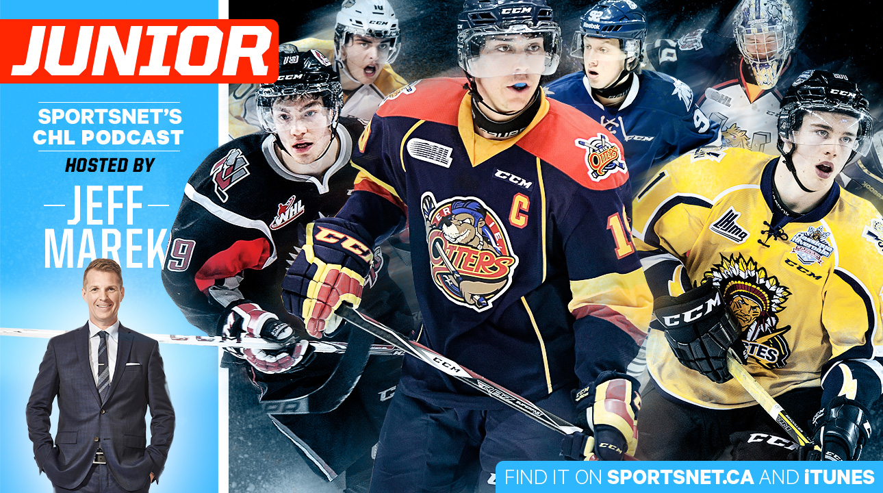 CHL: Junior, The Podcast - Feb. 16, 2016 (audio)