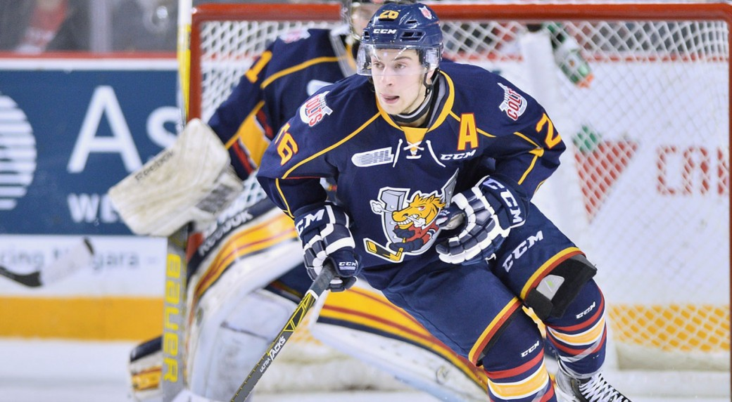 OHL: Roundup - Mangiapane Drives Colts To Win