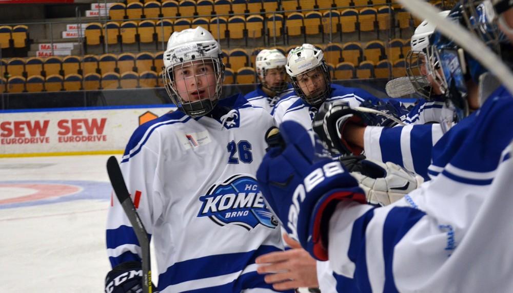 World U-17 Hockey Challenge: North America No Problem For Czech Star Martin Necas