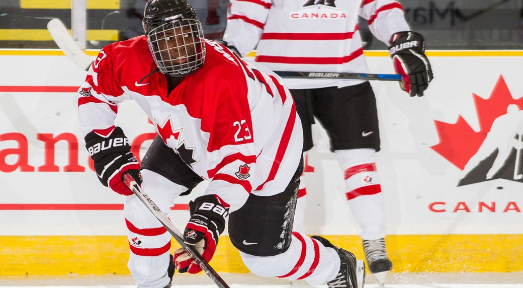 OHL: Rangers' Roberts Excelled At World U-17s