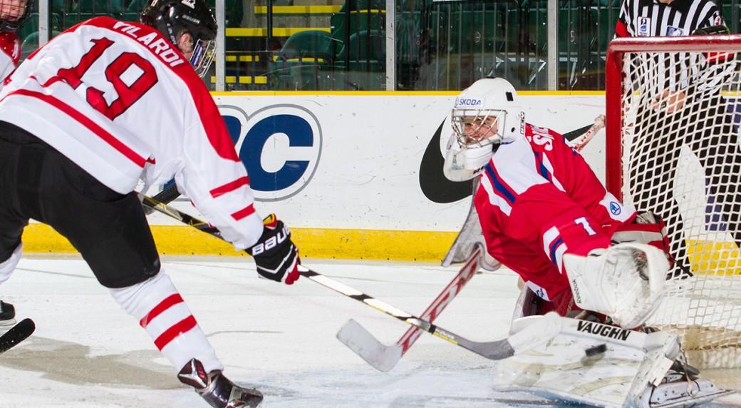 OHL: Spitfires' Centerman Gabe Vilardi A Top 2017 NHL Draft Prospect
