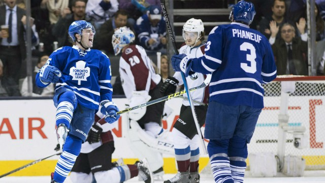 Maple Leafs' November Turnaround Fuelled By Special Teams