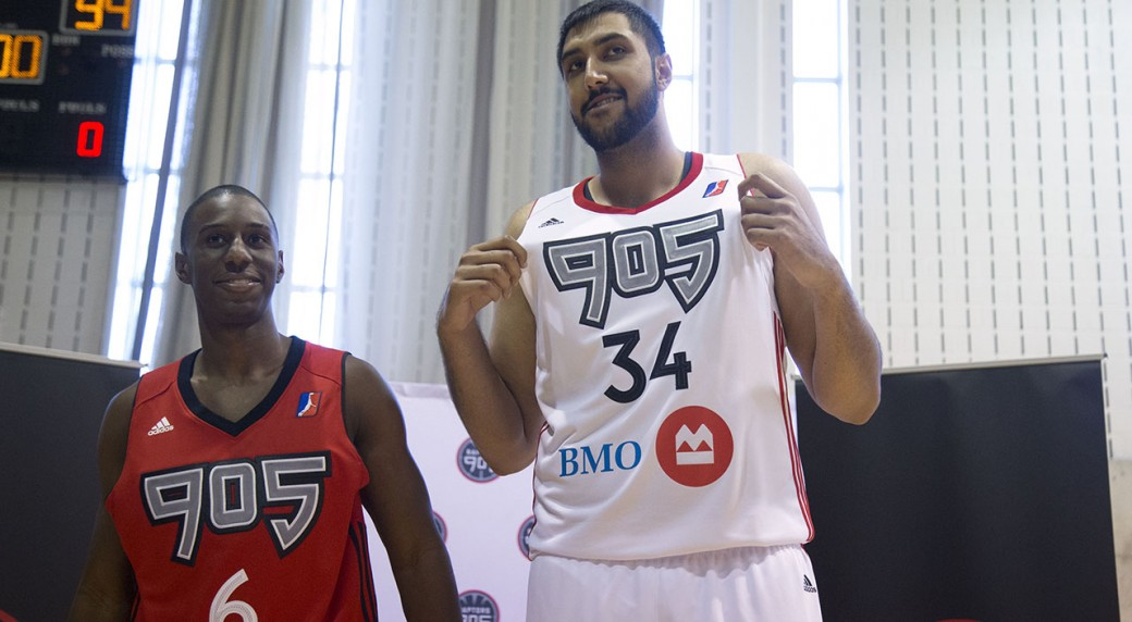 Raptors 905 finalize roster out of training camp ...