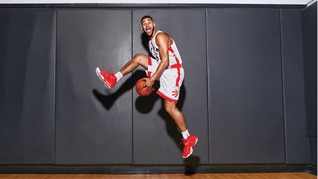 Cory Joseph in Raptors jersey a 'dream come true' - Sportsnet.ca