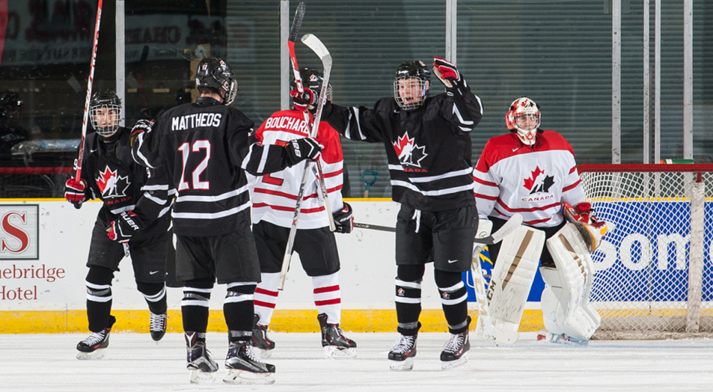 Canada Wins U-17 Gold As Prospects Thrill Scouts