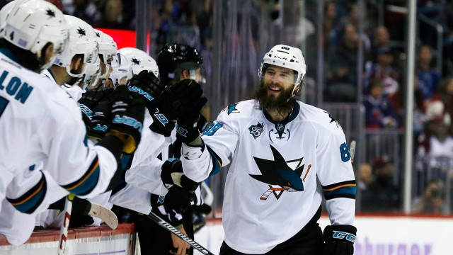 20 Fantasy Thoughts: Brent Burns The Beast