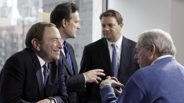 Person Of Interest: The 411 On Former NHL COO John Collins