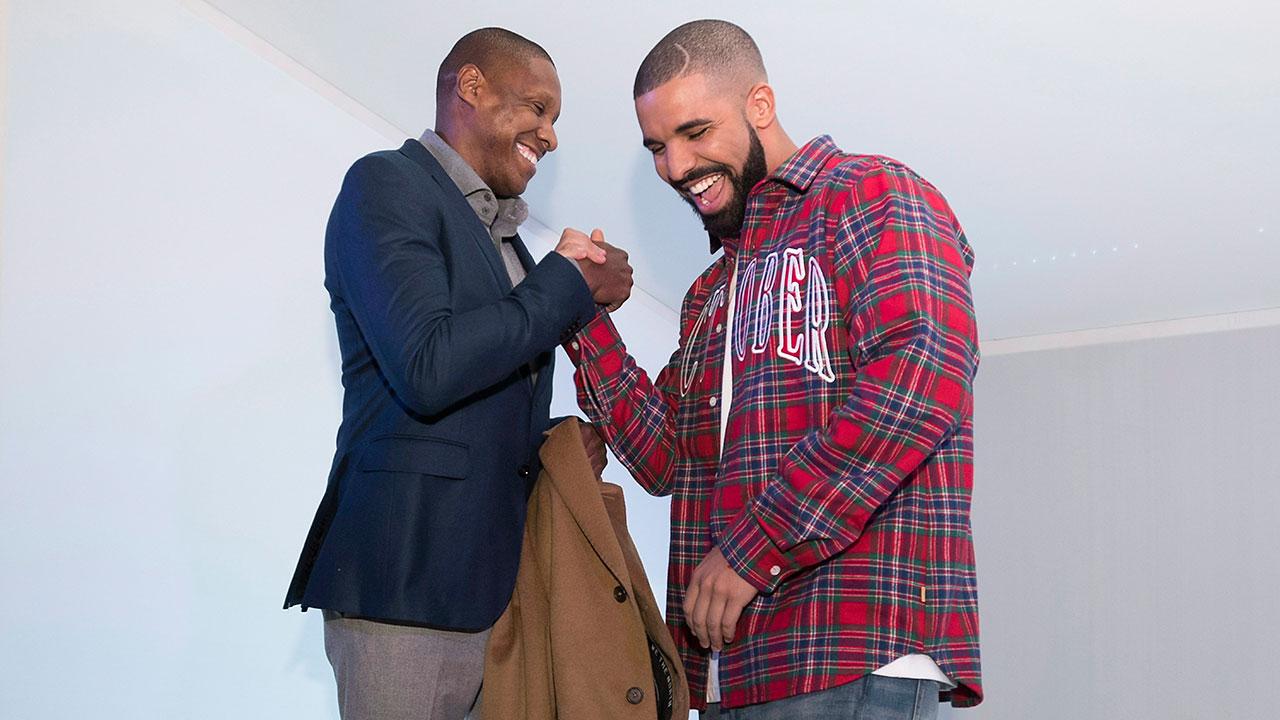 Toronto Raptors; Drake; Drake Night
