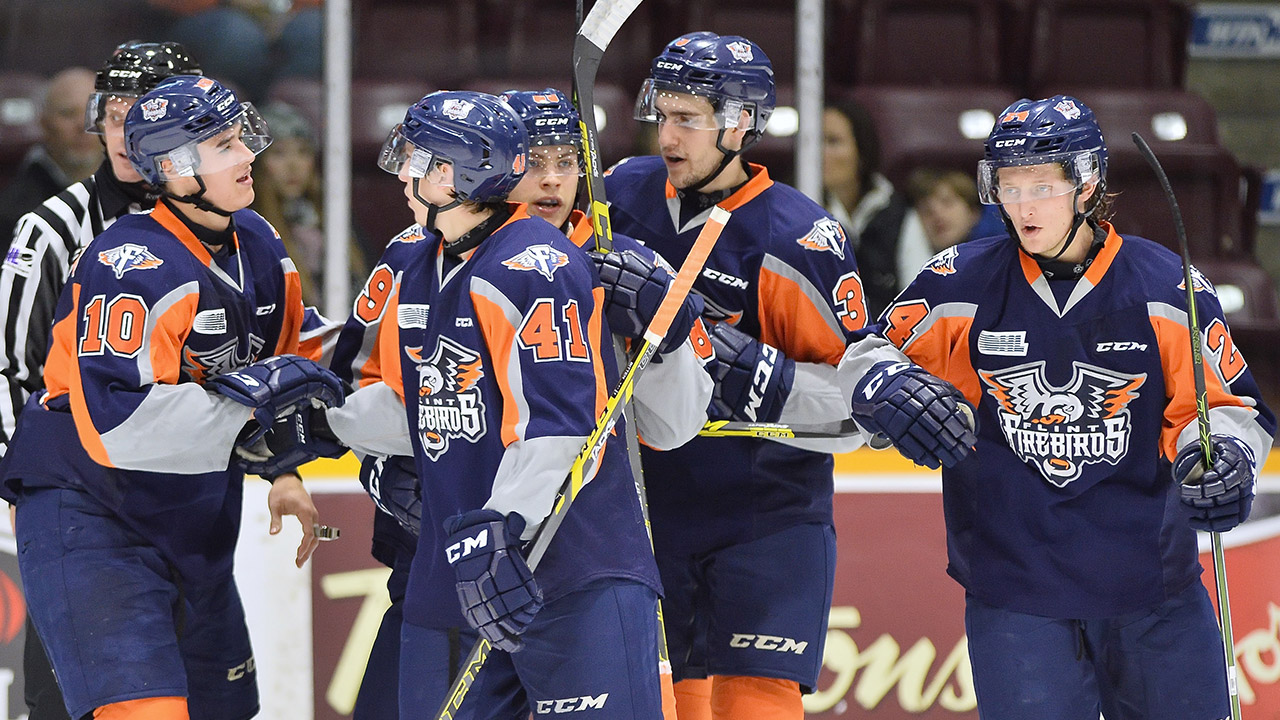 OHL: Firebirds Continues To Struggle, Fall To Otters