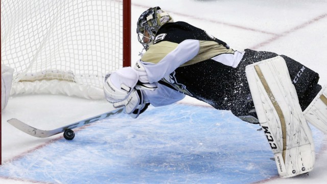 Three Things We Learned In The NHL: Fleury Is Pens' Best Player