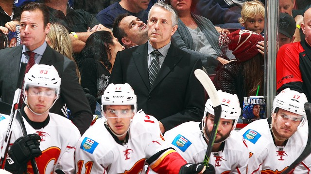 West Coast Bias: Flames Growing Tired Of Hartley?