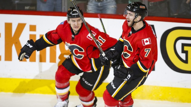 6 Things We Learned In The NHL: Flames Stretch Streak