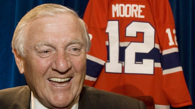 Funeral Service For Dickie Moore To Be Held Monday