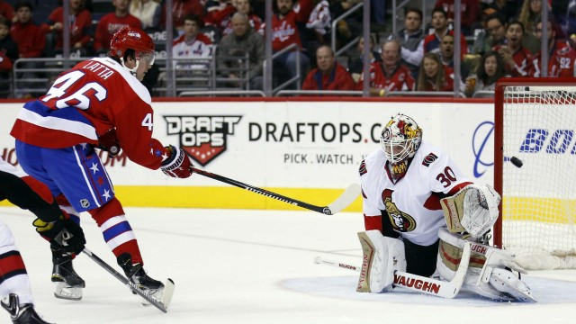 Three Things We Learned In The NHL: Can't Stop The Capitals