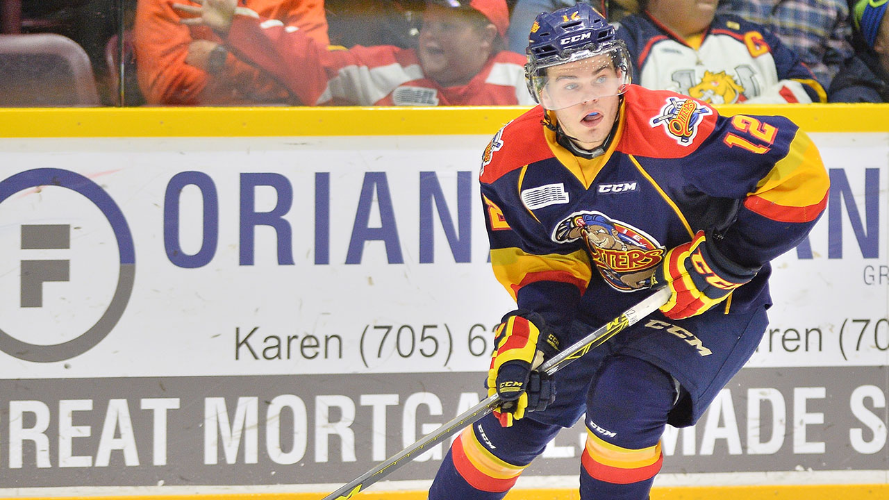 Alex Debrincat; Erie Otters; CHL; OHL; 2016 NHL Draft; Sportsnet