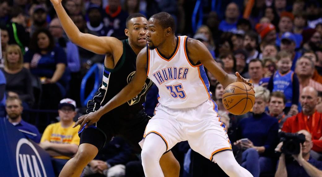 Oklahoma City OKC Thunder v. Chicago Bulls NBA basketball game today