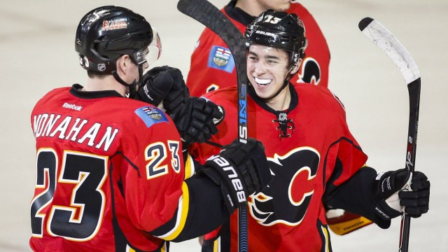 5 Things We Learned In The NHL: Return Of 'the Real Flames'