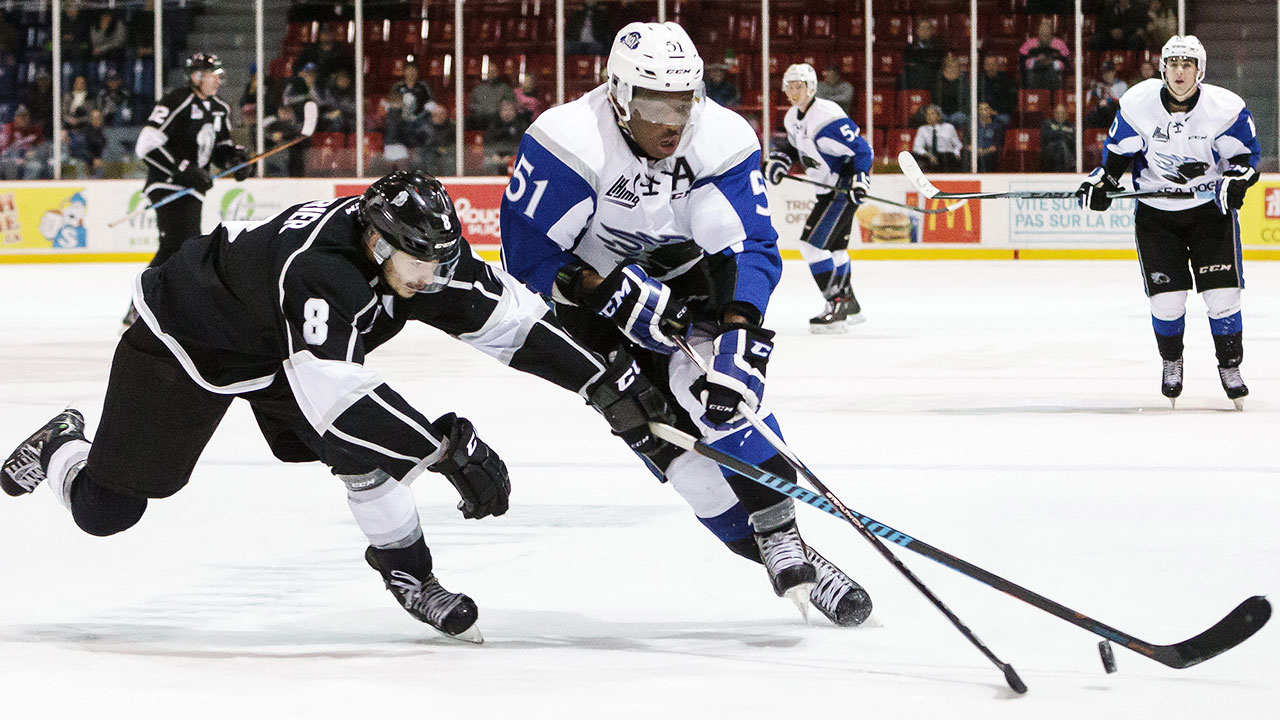 QMJHL: Roundup - Imama's Hat Trick Leads Sea Dogs Past Armada