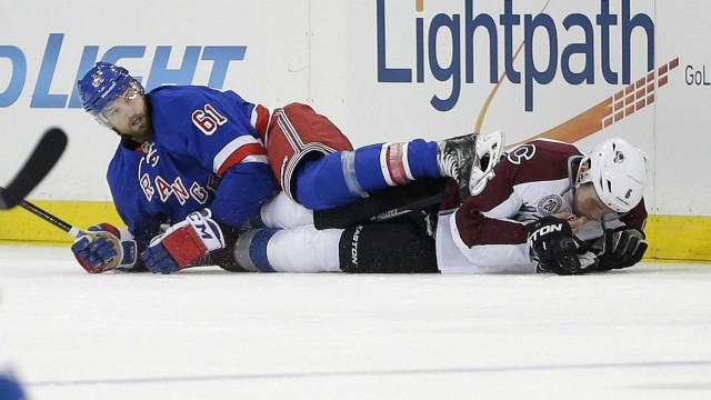 Five Things We Learned In The NHL: Close Call In New York
