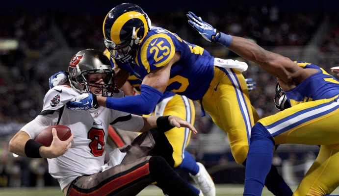 Rams Lose Quinn Mcdonald For The Season 15 Minute News