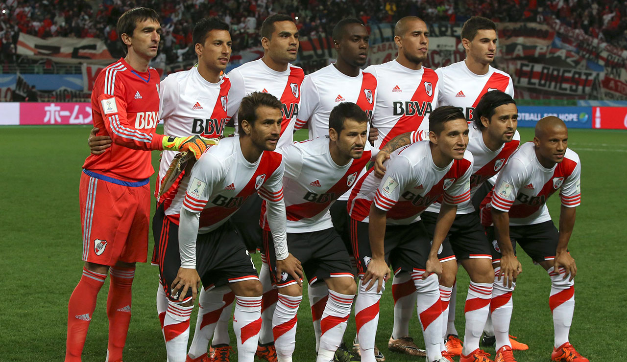 River Plate: River Plate Makes Final Of FIFA Club World Cup