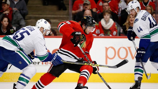 Patrick Kane Reaches 26 Straight Games With A Point