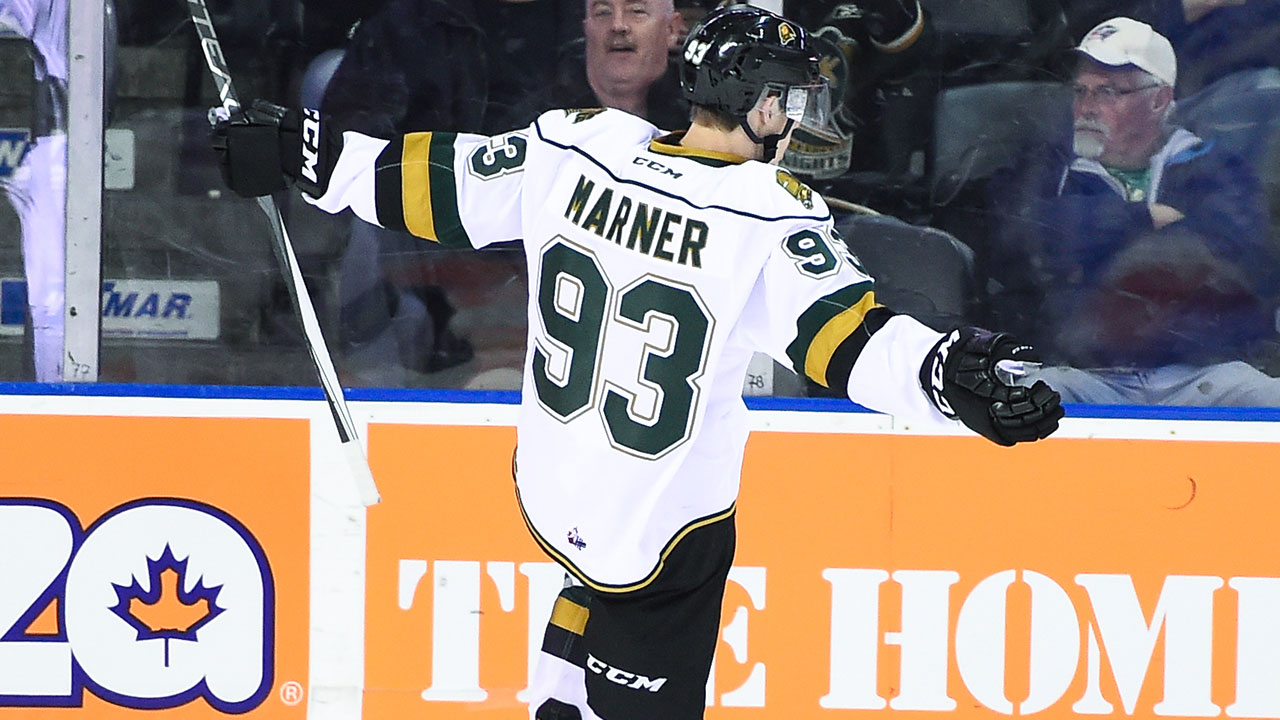 London Knights; Toronto Maple Leafs; CHL; OHL; Mitch Marner; 2015 NHL Draft; Snoop Dogg