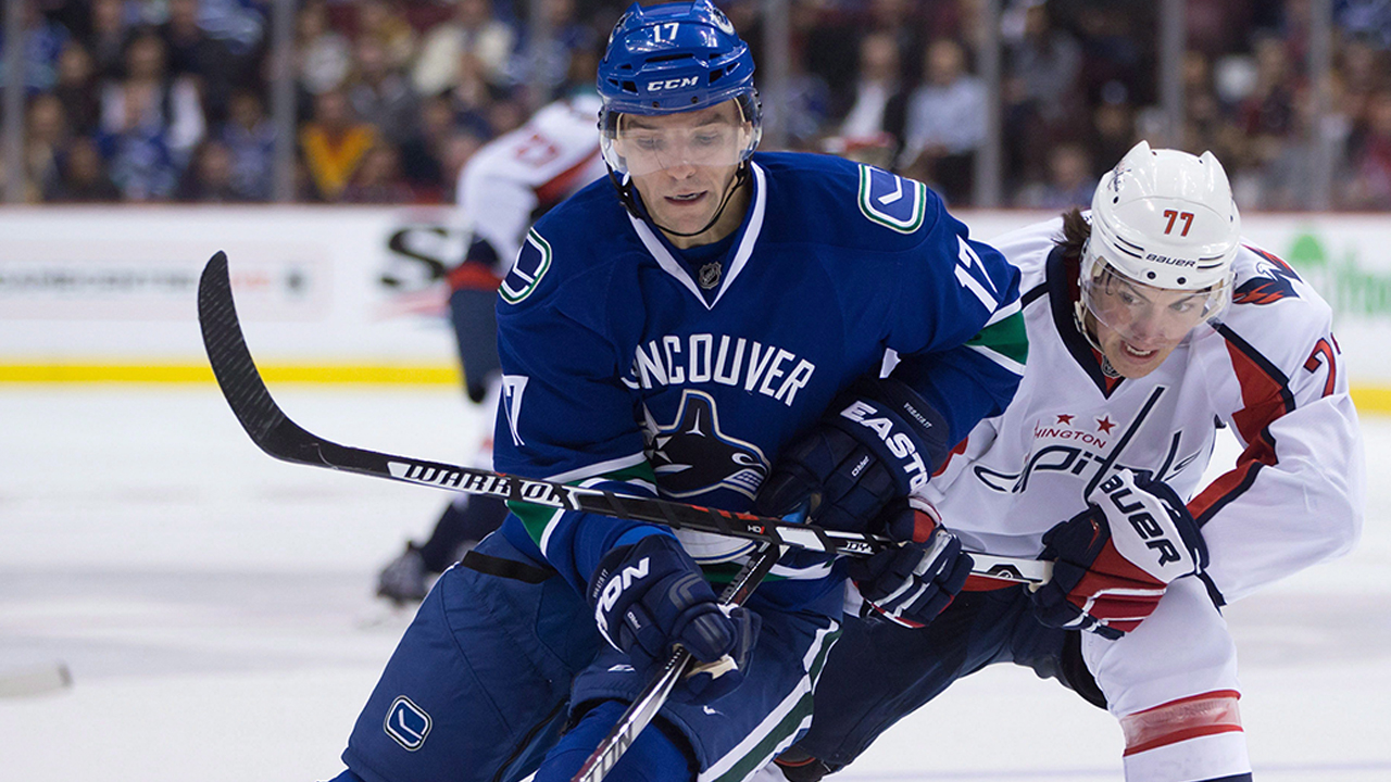 Radim Vrbata could draw a lot of interest from teams seeking to add a scoring winger at the deadline. (Darryl Dyck/CP)