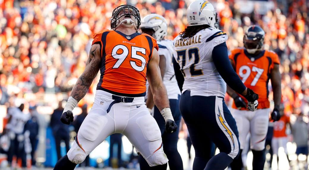 Broncos Sign De Derek Wolfe To 4 Year Extension Sportsnet Ca