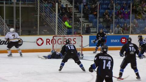 QMJHL: Veleno Scores The Shootout Winner, Eagles Edge Sea Dogs
