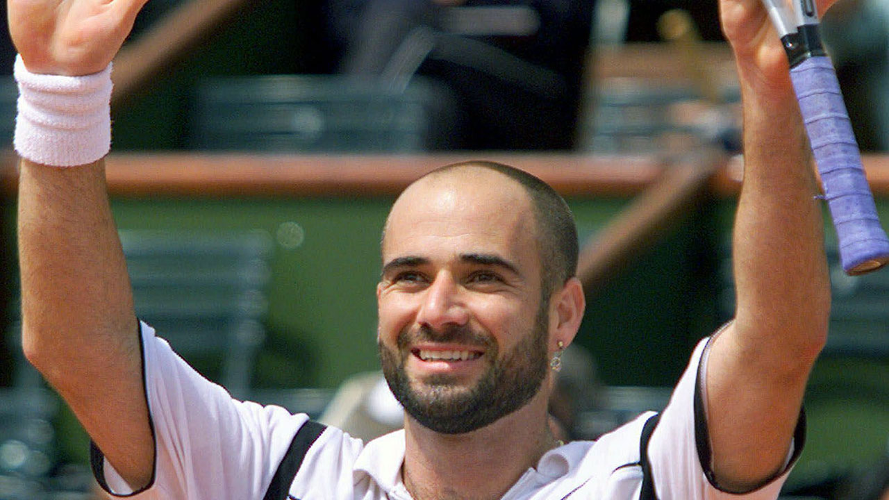 andre agassi - photo #14